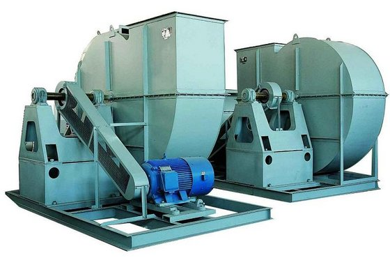 Industrial Centrifugal Fans : Newman engineering